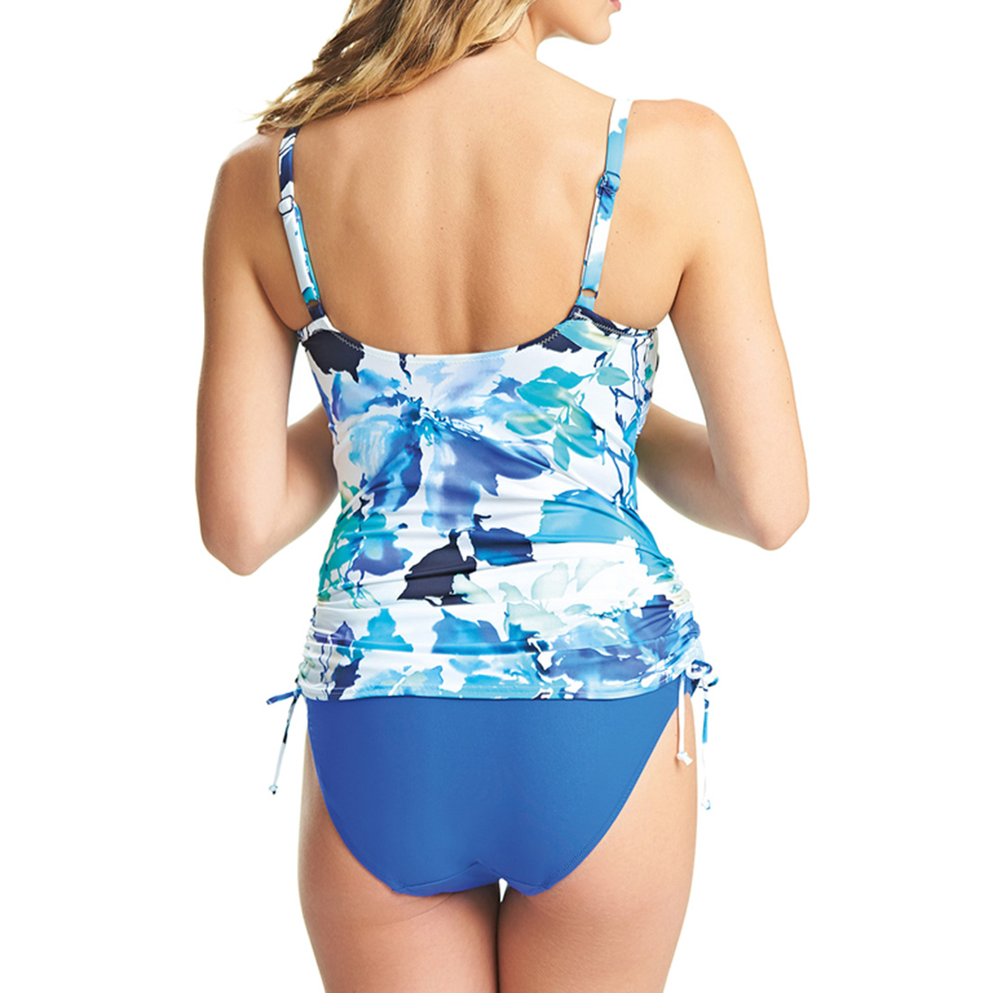 Capri Adjustable Side Tankini